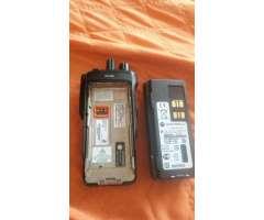 RADIO DIGITAL MOTOROLA DGP8050 VHF