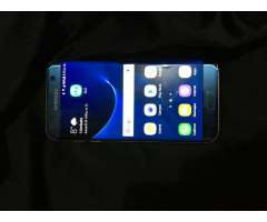 S7 Edge Color Coral Blue 32gb