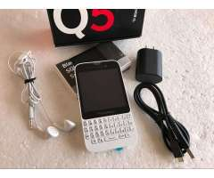 Blackberry Q5 de Paquete