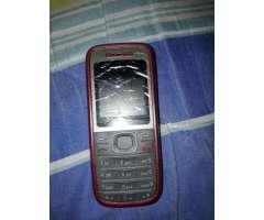 Vendo Nokia 1208