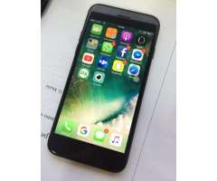 iPhone 7 Jet Black 128Gb Perfecto Estado