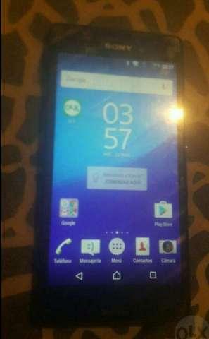 Vendo Sony M4 con Falla de Señal No Esta