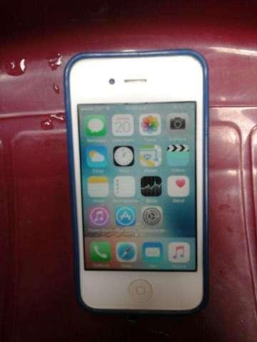 iPhone sin Rayones 4s de 16g