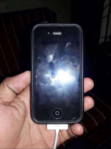 iPhone 4S negro 10/10 Vendo O Cambio
