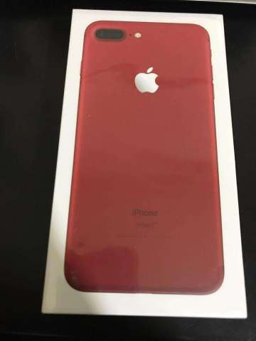 iPhone 7 Plus Red 128Gb Nuevo Sellado