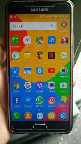 Samsung A7 2016 4glte Lector de Huella 16gb 3ram Estado 1010