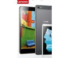 Tablet Y Teléfono Lenovo Nuevo
