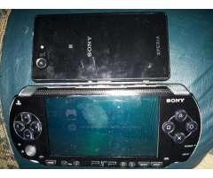 Sony Z3  Psp