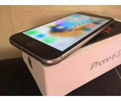 iPhone 6S 64G Como Nuevo
