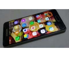 Samsung A3 Version 2016 Edicion Black