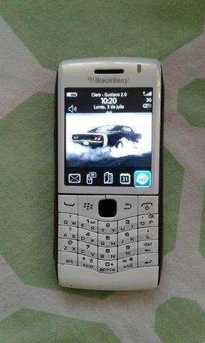 Blackberry 9100