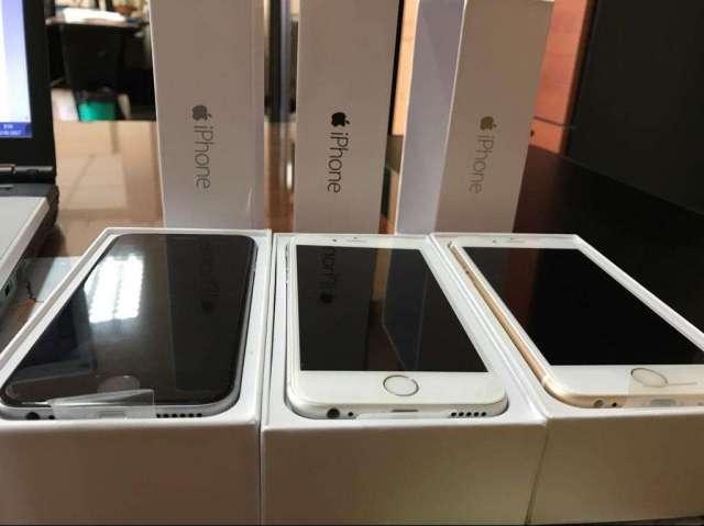iPhone 6 16G Nuevos