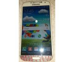 Cambio O Vendo Cell Samsung S4 Grande