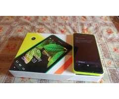 Vendo Nokia Lumia 630 Usado Unico Dueño