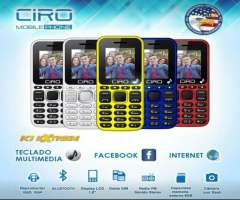 Celular Ciro Bluetooth Mp3 Mp4 Micro Sd