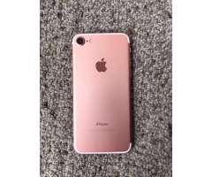 iPhone 7 32Gb Como Nuevo 10/10