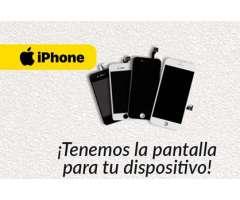 Display Pantalla Iphone 4/5/6 y Plus INSTALADO
