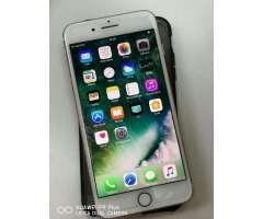 Vendo iPhone 7 Plus de 256 Gb Libre de T
