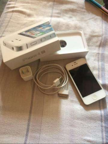 iPhone 4S Libre D Todo.