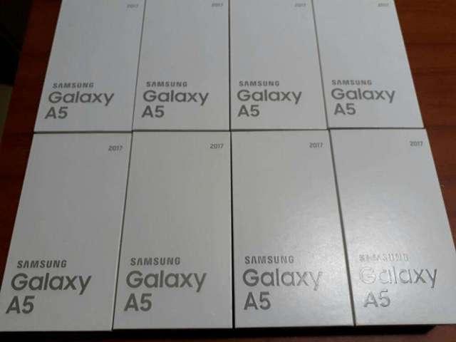 Samsung Galaxy A5 2017 Y A7 2017 Nuevos