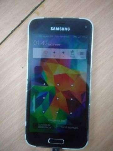 Vendo Samsung S5 Mini 100 Funcional sin