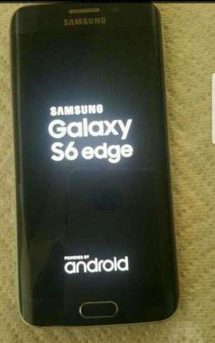 Vendo Samsung S6 Edge de 32gb en Buen Es