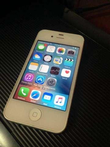 Cambio Vendo iPhone 4s de 16g