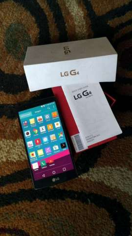 Vendo Cambio Lg G4 Grande de 32g