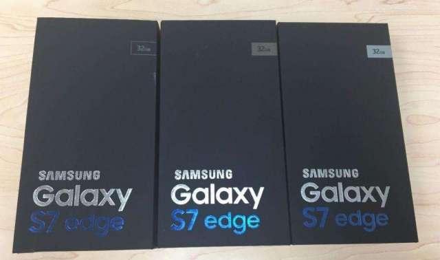 Samsung S7 Edge 32gb Nuevos de Paquete