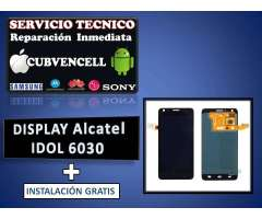 display alcatel idol 6030