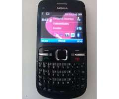 Nokia C3 Libre de Todo con Wifi