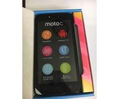 Celular Motorola Moto C Android 7 Nuevo
