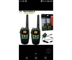 Radio Motorola Md200 32 Km