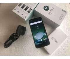 Motorola Z Play 32Gb 4G de Paquete