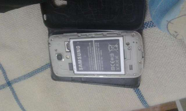 vendo samsung s4 mini duos