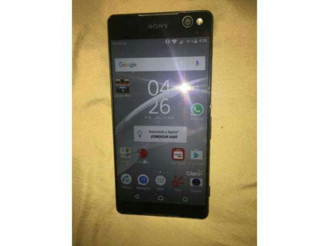 Vendo Sony C5 Ultra con Flash Delantero