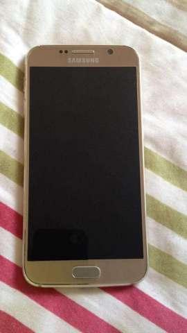 Vendo Samsung S6 32gb acepto Cambios
