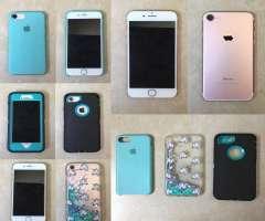 Se Vende iPhone 7 128 Gb Rose Gold