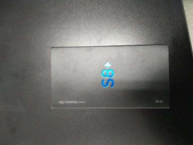 SAMSUNG GALAXY S8 64GB 4GB RAM LECTOR DE IRIS