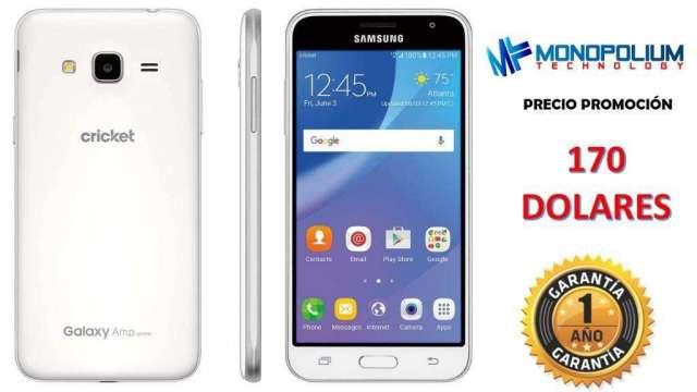 Samsung J3 Prime Nuevo 1 Año Garantía