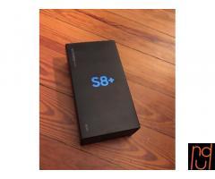 New Samsung S8 Más 256gb Negro