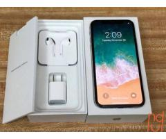 Brand New Inbox Apple iPhone X 64GB WhatsApp:- +15673313526