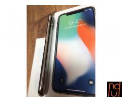 Sealed Apple iPhone X 256GB WhatsApp:- +15673313526