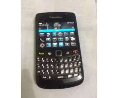 Vendo Flamante Blackberry 9780