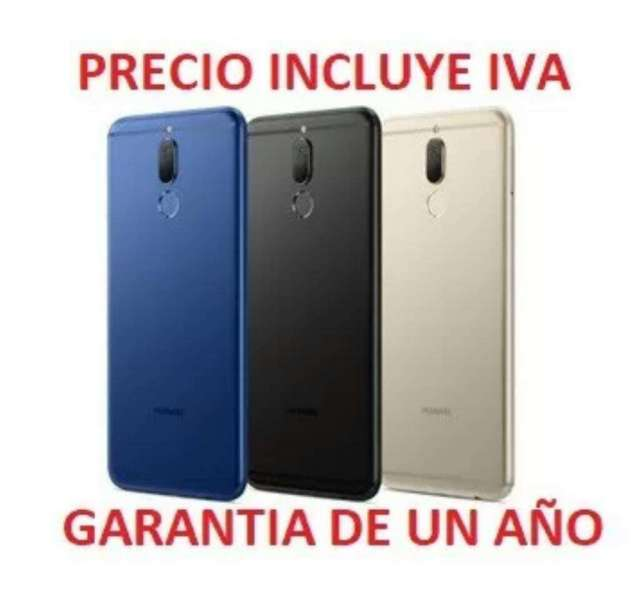 Huawei Mate 10 Lite, 64gb, 4gb Garantía