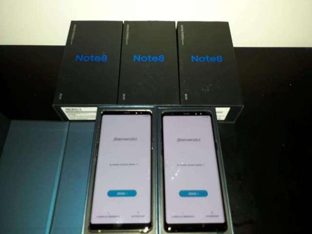 Samsung Galaxy Note 8 Nuevas Originales
