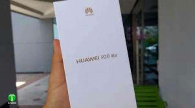 Huawei P20 Lite de 32gb de Paquete
