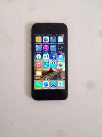 Vendo iPhone 5 de 64gb Libre de Fabrica