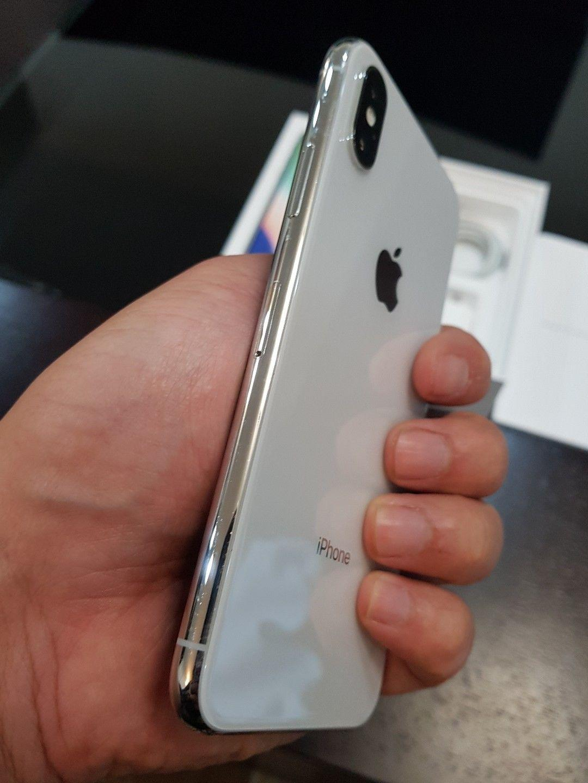 New Apple Iphone X 256GB Original