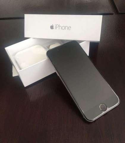Vendo IPhone 6 de 64GB Excelente Estado